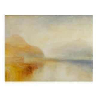 Joseph Mallord William Turner - Inverary Pier Postcard