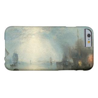 Joseph Mallord William Turner - Keelmen Heaving Barely There iPhone 6 Case
