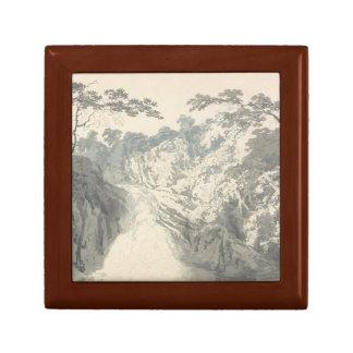Joseph Mallord William Turner - Landscape Jewelry Box