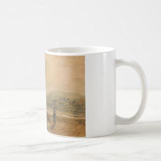 Joseph Mallord William Turner - Lulworth Castle Coffee Mug