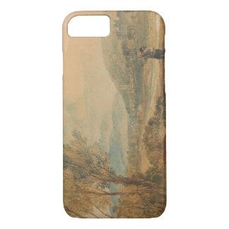 Joseph Mallord William Turner - Lulworth Castle iPhone 8/7 Case