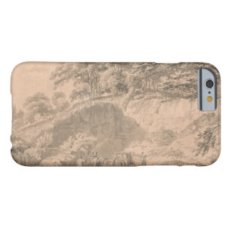 Joseph Mallord William Turner - Man with Horse Barely There iPhone 6 Case