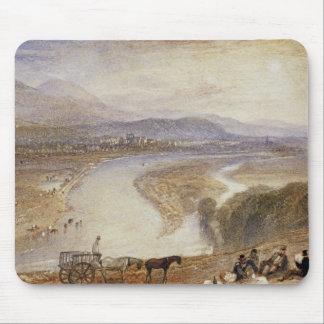 Joseph Mallord William Turner - Melrose Mouse Pad