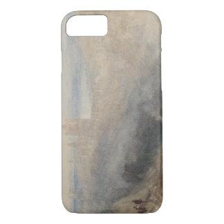 Joseph Mallord William Turner - Moon over Lausanne iPhone 8/7 Case