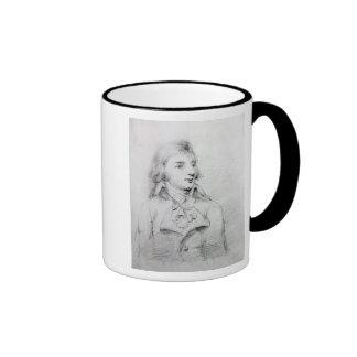 Joseph Mallord William Turner Ringer Coffee Mug