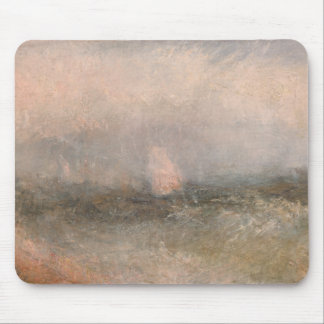 Joseph Mallord William Turner - Off the Nore Mouse Pad