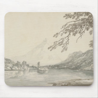 Joseph Mallord William Turner - On the Aar between Mouse Pad