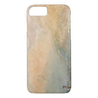 Joseph Mallord William Turner - On the Mosell iPhone 8/7 Case