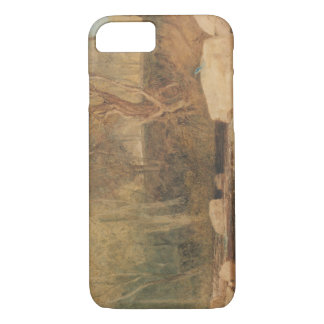Joseph Mallord William Turner - On the Washburn iPhone 8/7 Case