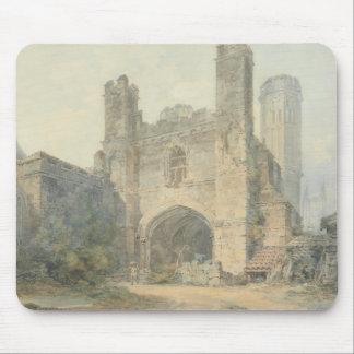 Joseph Mallord William Turner - Saint Augustine's Mouse Pad