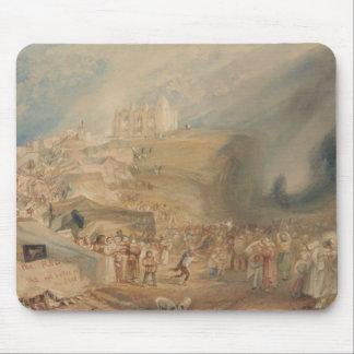 Joseph Mallord William Turner - Saint Catherine's Mouse Pad