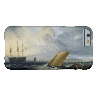 Joseph Mallord William Turner - Sheerness as Seen Barely There iPhone 6 Case