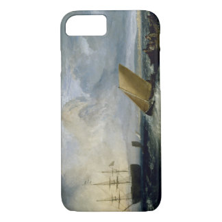 Joseph Mallord William Turner - Sheerness as Seen iPhone 7 Case