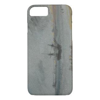 Joseph Mallord William Turner - Ship Aground iPhone 8/7 Case