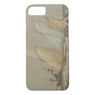 Joseph Mallord William Turner - Shipping iPhone 8/7 Case