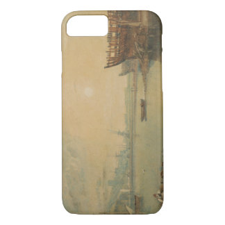 Joseph Mallord William Turner - Teignmouth, Devons iPhone 7 Case