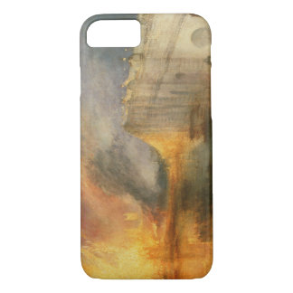 Joseph Mallord William Turner - The Burning of the iPhone 8/7 Case