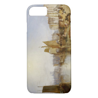 Joseph Mallord William Turner - The Harbor iPhone 8/7 Case