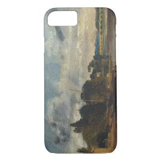 Joseph Mallord William Turner - The Thames iPhone 8/7 Case