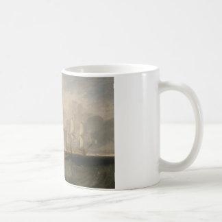 Joseph Mallord William Turner - The Victory Return Coffee Mug