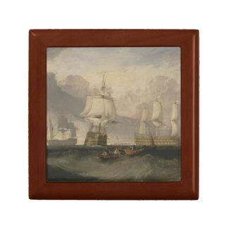 Joseph Mallord William Turner - The Victory Return Jewelry Box