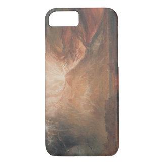 Joseph Mallord William Turner - Vesuvius iPhone 8/7 Case