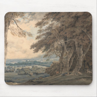 Joseph Mallord William Turner - Windsor Mouse Pad