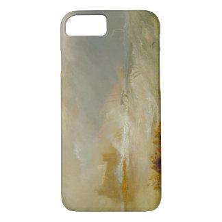 Joseph Mallord William Turner - Wreckers iPhone 8/7 Case
