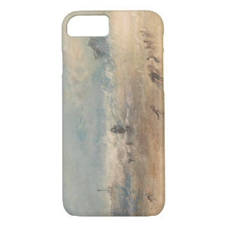 Joseph Mallord William Turner - Yarmouth Sands iPhone 8/7 Case