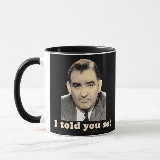 Joseph McCarthy Mug