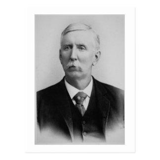 Joseph McCoy (1837-1915) (b/w photo) Postcard
