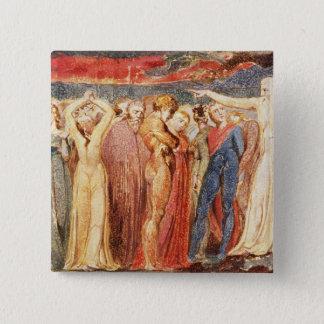 Joseph of Arimathea preaching Pinback Button