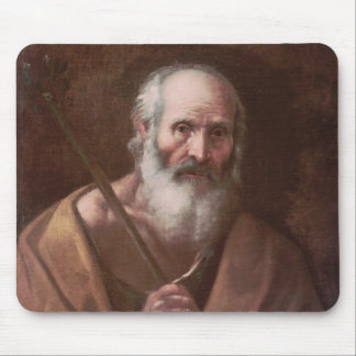 Joseph of Nazareth Mouse Pad