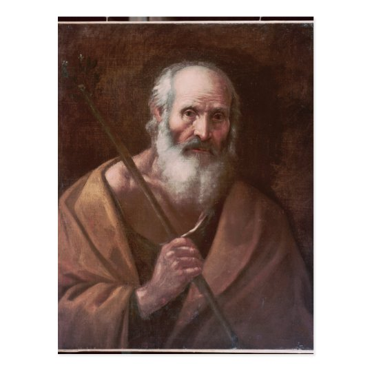 Joseph of Nazareth Postcard