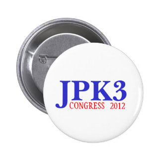 Joseph P. Kennedy, III. for Congress 2012 Pinback Button