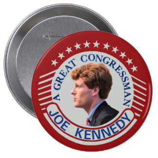 Joseph P. Kennedy Pinback Button