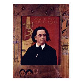 Joseph Pembauer by Gustav Klimt Postcard