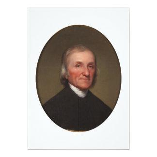 Joseph Priestley 5x7 Paper Invitation Card