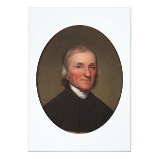 "Joseph Priestley 5"" X 7"" Invitation Card"