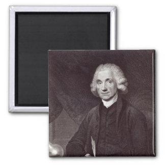 Joseph Priestley 2 Inch Square Magnet