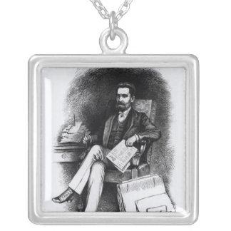"Joseph Pulitzer ""del objeto curioso"", 1887 Pendiente"