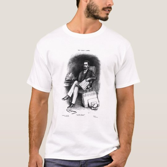 Joseph Pulitzer  from 'The Curio', 1887 T-Shirt