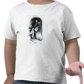 Joseph Pulitzer from The Curio 1887 Tshirts