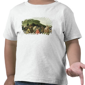 Joseph Receives his Father in Egypt, 1628 T Shirts