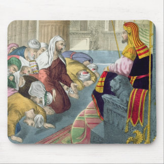 Joseph Receiving the Homage of his Brethren, from Mouse Pad