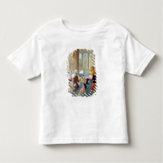 Joseph Receiving the Homage of his Brethren, from Toddler T-shirt