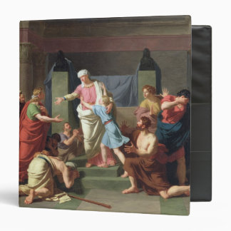 Joseph Recognised by his Brothers, 1789 3 Ring Binder