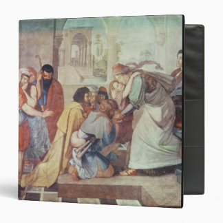 Joseph recognised by his brothers binder