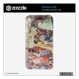 Joseph recognised by his brothers iPhone 4S decals