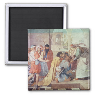 Joseph recognised by his brothers magnet